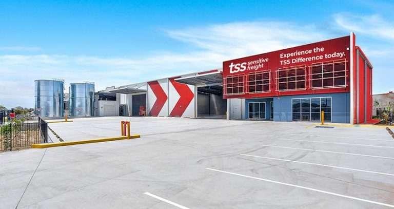 TSS sensitive freight office